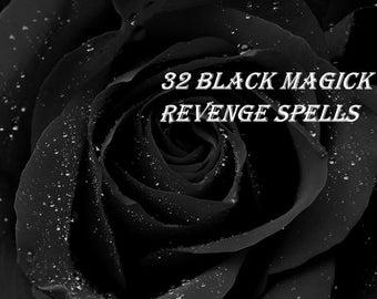 Black Magick Revenge Spells
