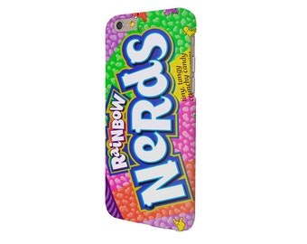 WONKA NERDS iPhone case all iPhone models 4/4S/5/5S/5C/6/6S/6 PLUS