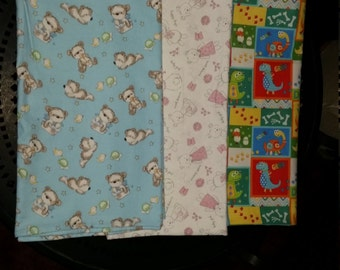 Pinning Blankets