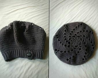 Unique Slouchy Hat