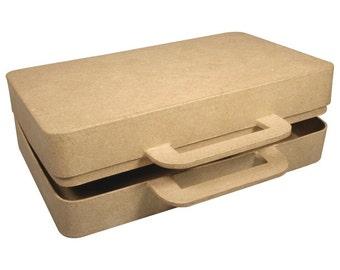 Rayher, 100% recycled paper mache Box, 26 x 19 x 7 cm