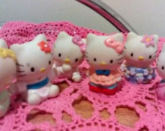 Various Bundles - Hello Kitty Figurines