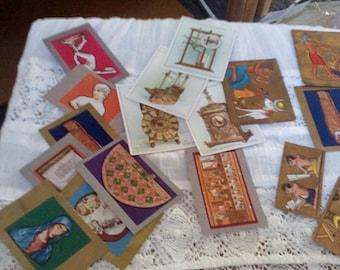 Antique Tobacco Card Sets
