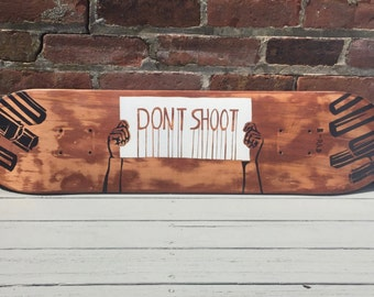 Don't shoot!
