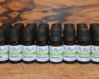 Essential Oils Pure Natural Aromatherapy Massage 10ml 0.33oz