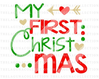 """Shop """"baby's first christmas"""" in Craft Supplies & Tools"""