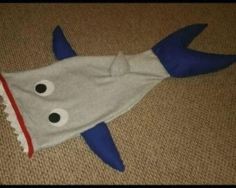 Shark Attack Blanket Sacks