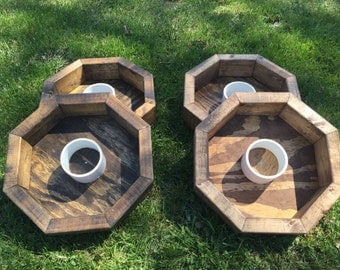 Wooden Washer Sets