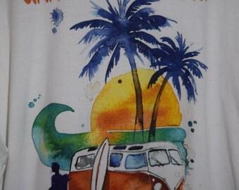 vintage 80s anna maria island sweatshirt hipster