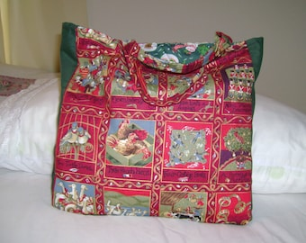 Christmas Quilt in a bag