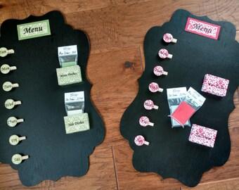 Menu Board-Black