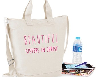 Canvass Bag - Beautiful Sisters in Christ