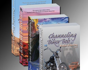 Channeling Biker Bob, the 4 part series (Free Shipping in USA)