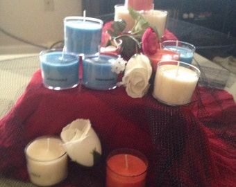 Spa candles Item #C102