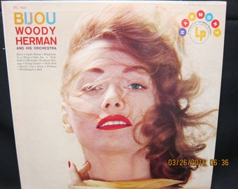 Woody Herman - Bijou - Harmony Records