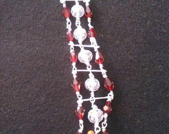 Caged bracelet