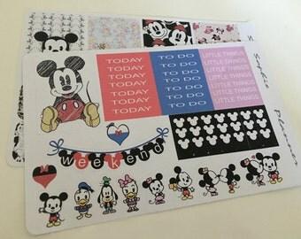 Micky mouse kit