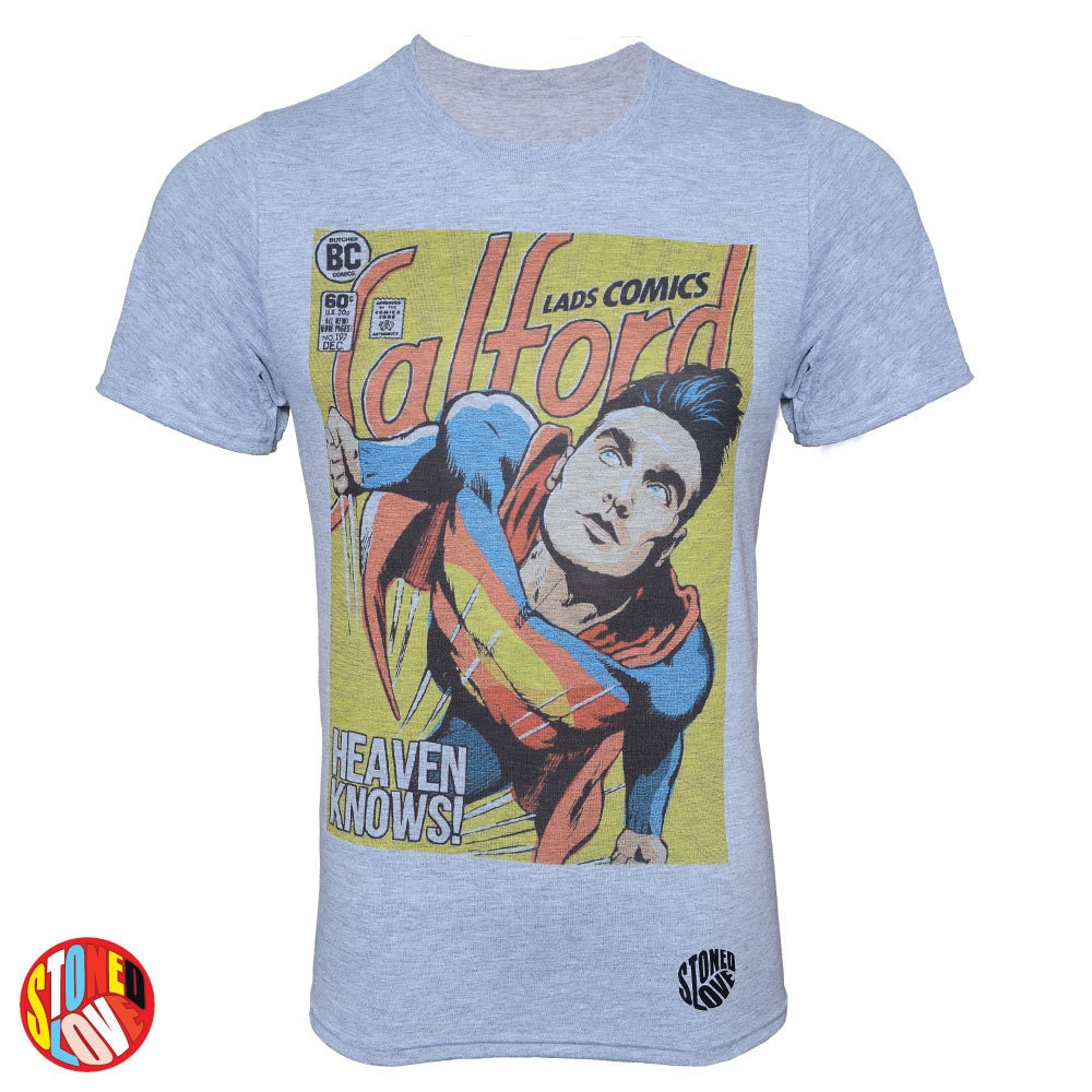 Heaven knows morrissey the smiths superman t shirt kids for Make your own superman shirt