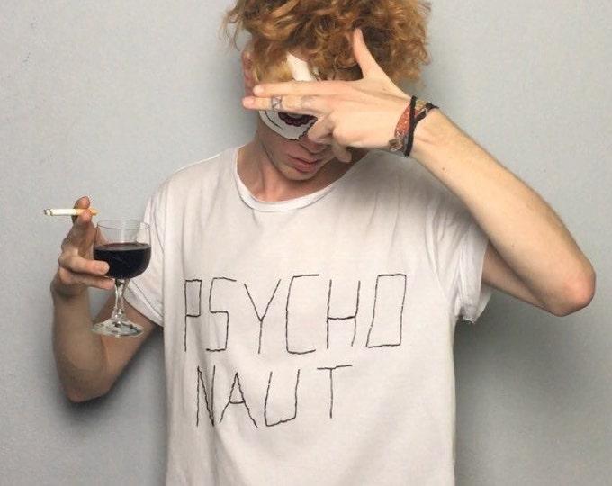 Psychonaut (Tshirt bestickt)