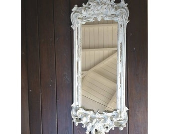 Decorative Old Mirror