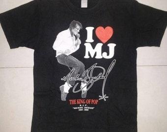 Michael Jackson Tshirt Pop Rock