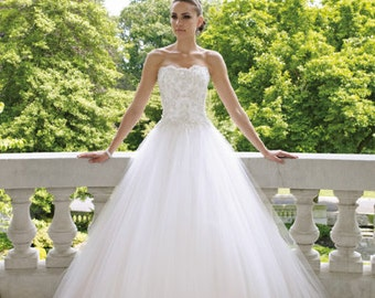 Wedding dress  - Ballgown