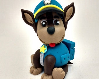 Paw Patrol Chase the Police Rescue Dog