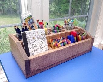 Wooden Craft Box
