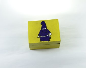 Box small with Cornet