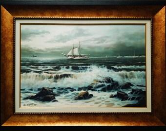 """Тhe white ship """"Белият кораб"""""""