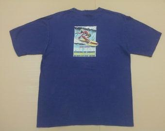 Vintage Ralph Lauren Polo Jeans International Surf Tournament shirt
