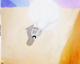 Light Bulb Painting