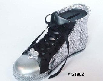 Elegance Black Shoe Bank