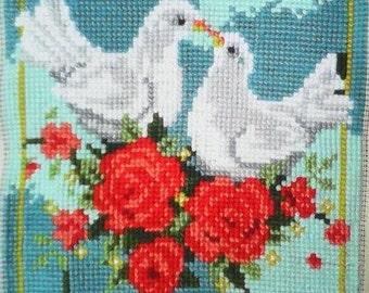 Amorous doves