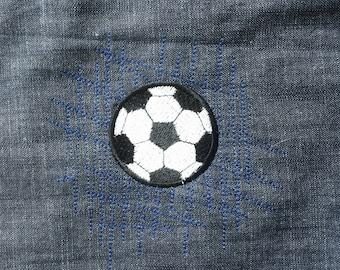 Machine embroidery applique design Boys patch 4