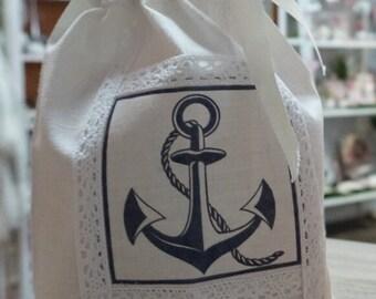 Tote bag anchor