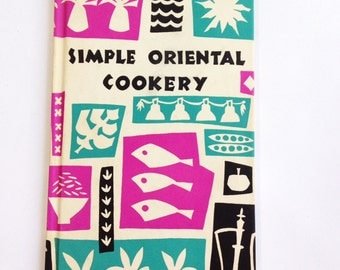 Simple Oriental Cookery book