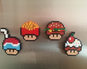 Mario mushroom magnet
