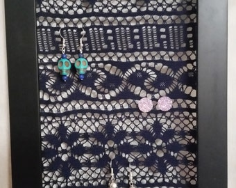 Lace Jewelry frame