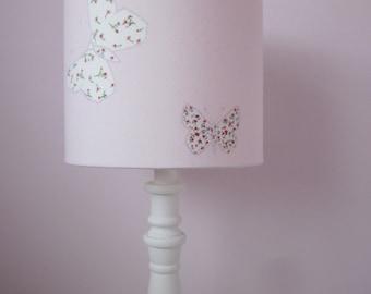 Handmade Lampshade Laura Ashley Bella Butterfly