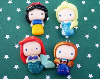 Disney princess charms