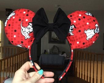 Dalmatian Ears