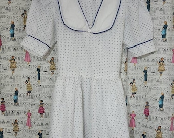 American Collection:Vintage Sailor Sweetie Dress
