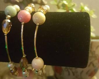 Bracelets set of 3