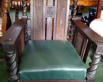 Antique French Parlor Chair ***Local Pickup Only***