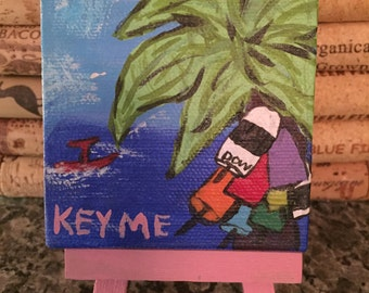 buoy palm tree