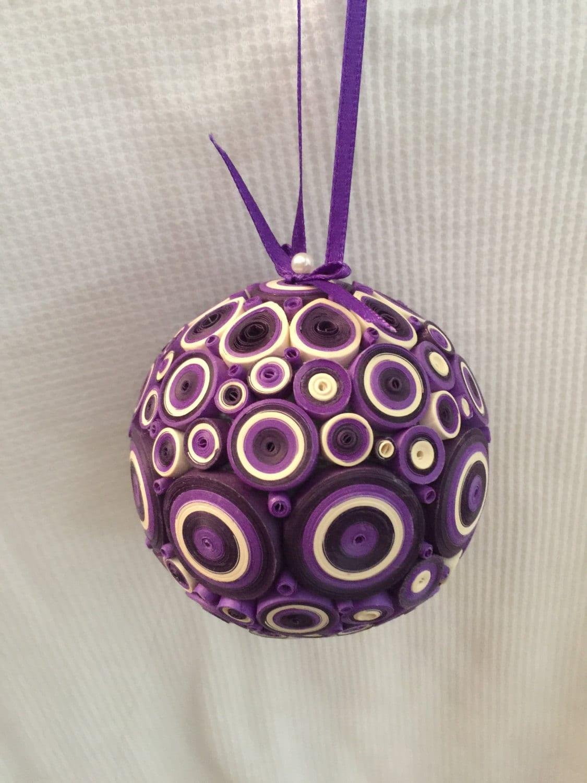 #502A5F Paper Quilled Decorations 6013 decoration de noel quilling 1125x1500 px @ aertt.com