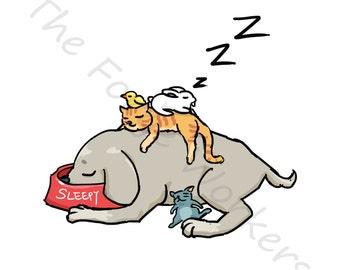 let me sleep ..zzzzz.....