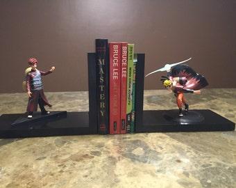Naruto Bookends - Naruto vs Gaara