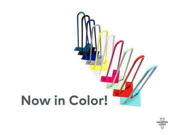 Hairpin Legs in COLOR! - For End Tables, Tables & Desks